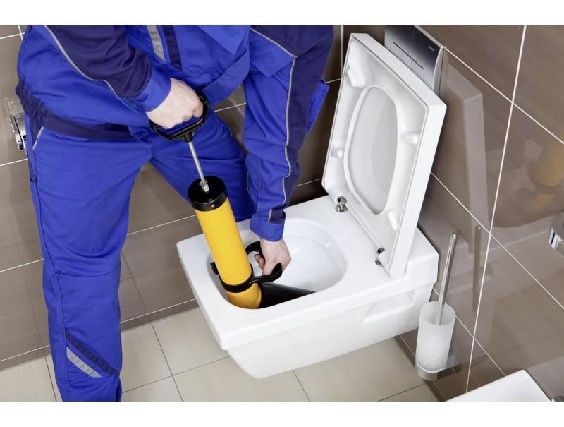 wc bouchés plombier décines